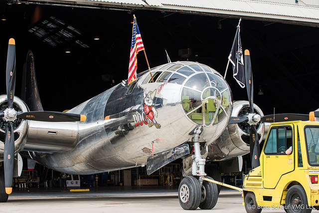 B-29 Doc exceeds Kickstarter goal to fund flight testing