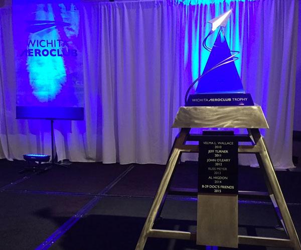 VIDEO: Doc's Friends volunteers honored at Wichita Aero Club Gala