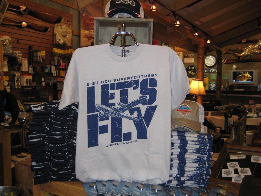 Doc First Flight Merchandise
