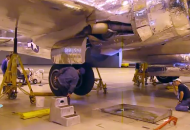 VIDEO: Restoration crew preparing for more flight hours