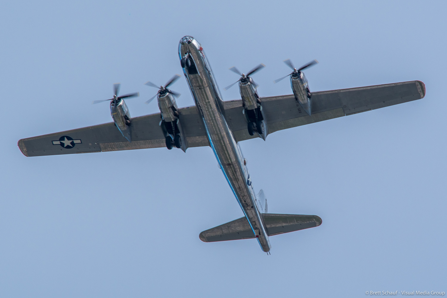 VIDEO: Success! B-29 Doc logs nearly an hour for second flight