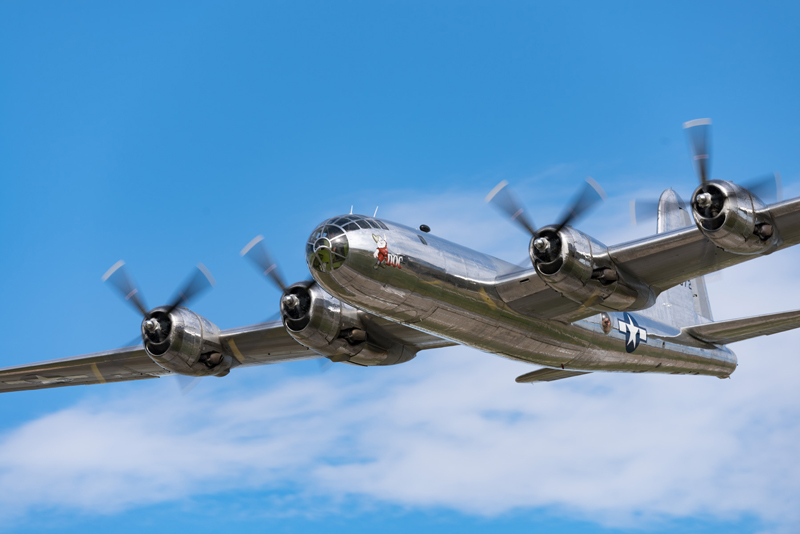B-29 Doc to lead Riverfest Sundown Parade