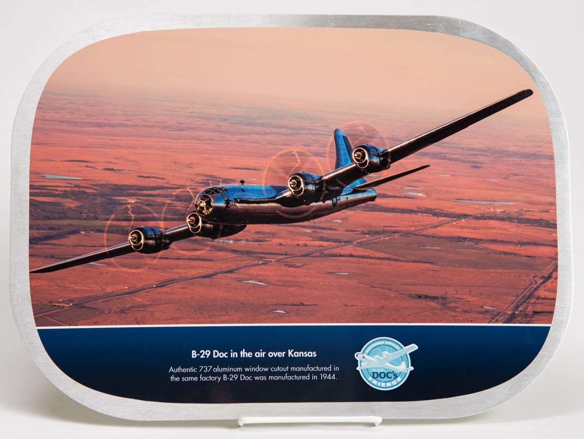 Claim your piece of aviation history