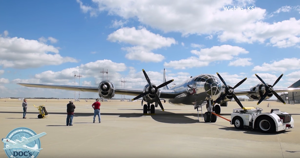 B-29 Doc changes weekend flight plans
