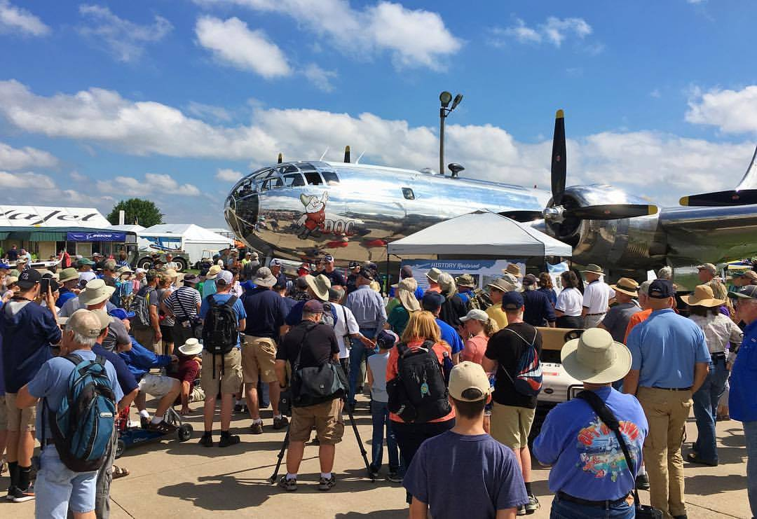 B-29 Doc adds two tour stops for September